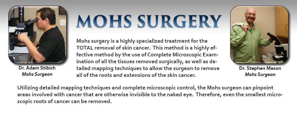 Mohs Surgery The Dermatology Clinic